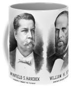 Presidentail Campaign, 1880 Coffee Mug