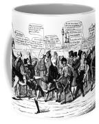 Presidential Campaign, 1824 Coffee Mug by Granger
