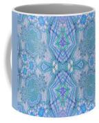 Pretty Blue Coffee Mug