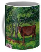Pretty In Green Coffee Mug