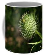 Prickly Globe Coffee Mug