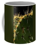 Prickly Pear Dangerous Beauty - Greeting Card Coffee Mug