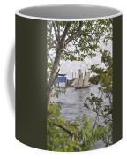 Pride Of Baltimore Pbwc Coffee Mug