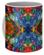 Primary Abstract I Design Coffee Mug