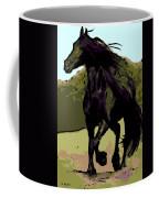 Prince Of Equus Coffee Mug