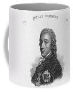 Prince Of Kaunitz-rietberg Coffee Mug
