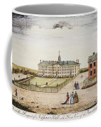 Princeton College, 1764 Coffee Mug