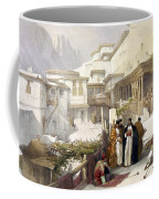 Principal Court Of The Convent Of St. Catherine Coffee Mug