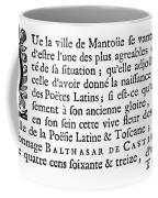 Printing Initial, C1500 Coffee Mug
