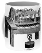 Printing Telegraph, 1873 Coffee Mug