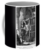 Prison: Cage, 17th Century Coffee Mug