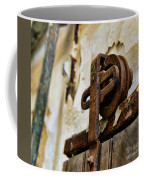 Prison Door Coffee Mug