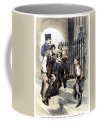 Prison: The Tombs, 1868 Coffee Mug by Granger