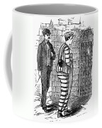 Prison: The Tombs Coffee Mug by Granger