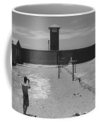 Prison Yard Coffee Mug
