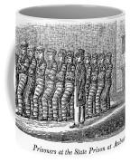 Prisoners, 1842 Coffee Mug