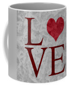 Pristine Love Coffee Mug