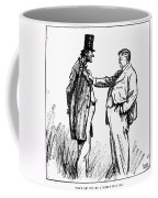 Prohibition Cartoon, 1928 Coffee Mug