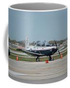 Propeller Plane Chicago Airplanes 10 Coffee Mug