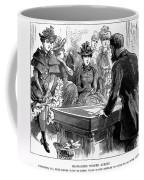 Prostitution, 1892 Coffee Mug