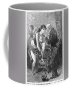Prostitution, C1880 Coffee Mug