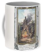 Protestant Martyrs, 1563 Coffee Mug