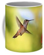 Proud Hummingbird Coffee Mug