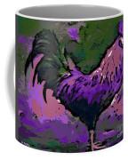 Proud Rooster Coffee Mug