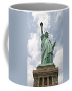 Proudly She Stands Coffee Mug