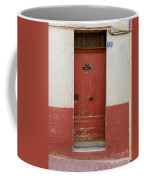 Provence Door 13 Coffee Mug