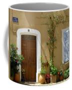 Provence Door 3 Coffee Mug by Lainie Wrightson