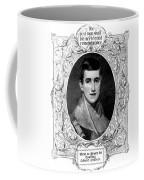 Prudence Crandall, American Educator Coffee Mug