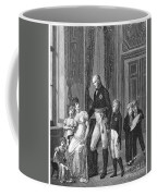 Prussian Royal Family, 1807 Coffee Mug