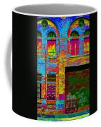 Psychadelic Architecture Coffee Mug