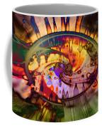 Psychedelic Daze Coffee Mug