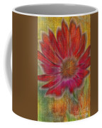 Psychedelic Flower Coffee Mug