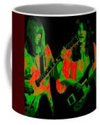 A Psychedelic Rush Coffee Mug
