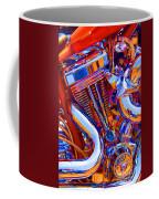 Psychodelic Chopper-1 Coffee Mug