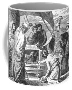 Publius Claudius Pulcher And The Sacred Coffee Mug by Photo Researchers