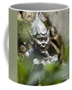 Puck In The Garden Coffee Mug by Heiko Koehrer-Wagner