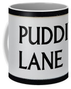 Pudding Lane Coffee Mug