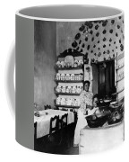 Puebla Mexico - Restaurant -  C 1908 Coffee Mug