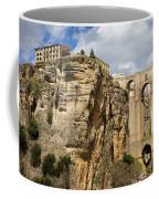 Puente Nuevo In Ronda Coffee Mug