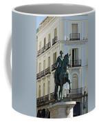 Puerta Del Sol Coffee Mug