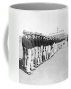 Puerto Ricans Serving In The American Colonial Army - C 1899 Coffee Mug