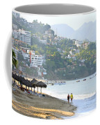 Puerto Vallarta Beach Coffee Mug