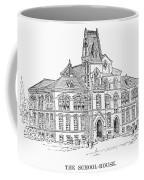 Pullman: Schoolhouse Coffee Mug