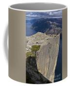 Pulpit Rock Coffee Mug