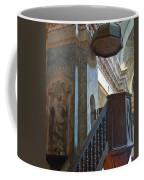 Pulpit San Xavier Mission Coffee Mug