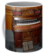 Pump Organ Coffee Mug